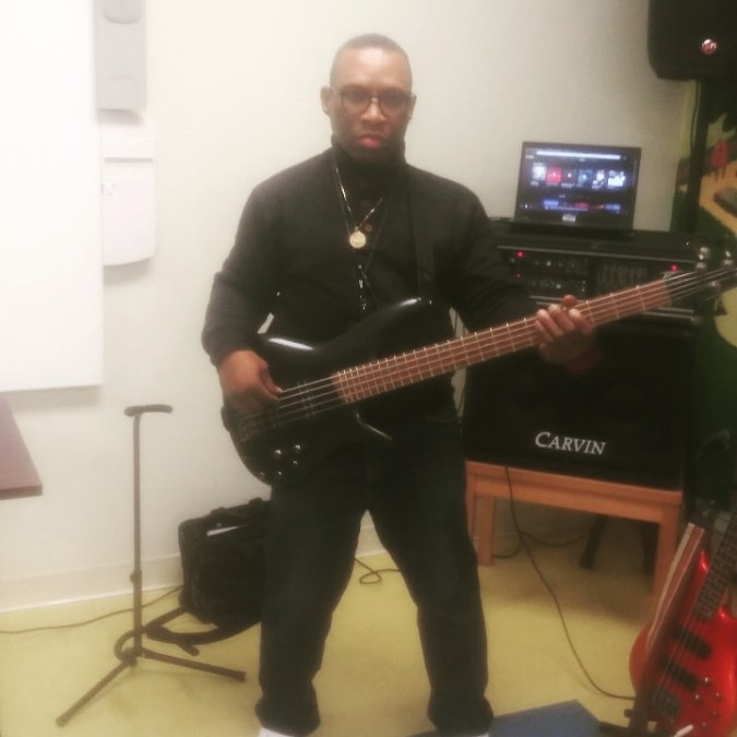 Troy Boze and the Musical Pathways to Wellness Program