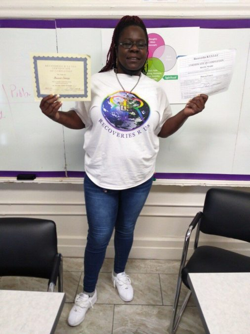 September Newsletter: Shavon E. and the Project Contact Outpatient (PCO) Program