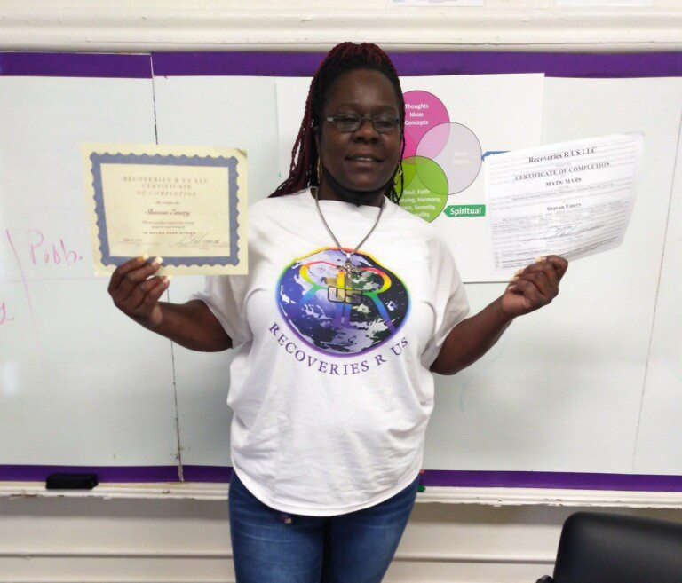 Shavon E. and the Project Contact Outpatient (PCO) Program